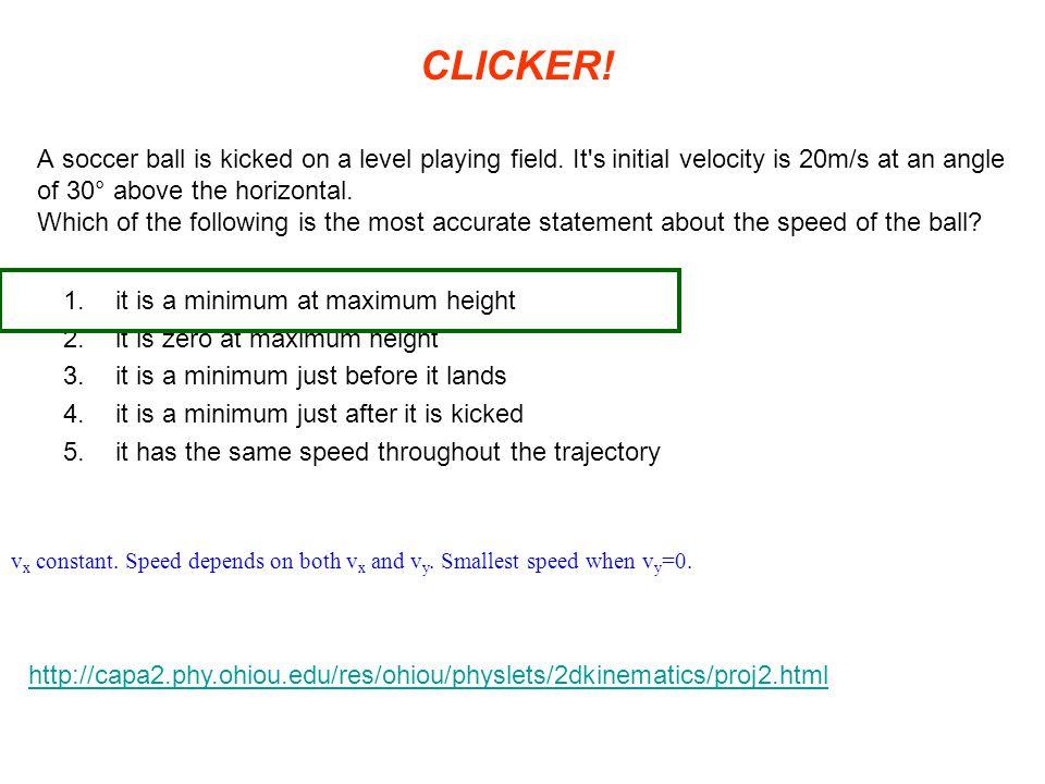 CLICKER!