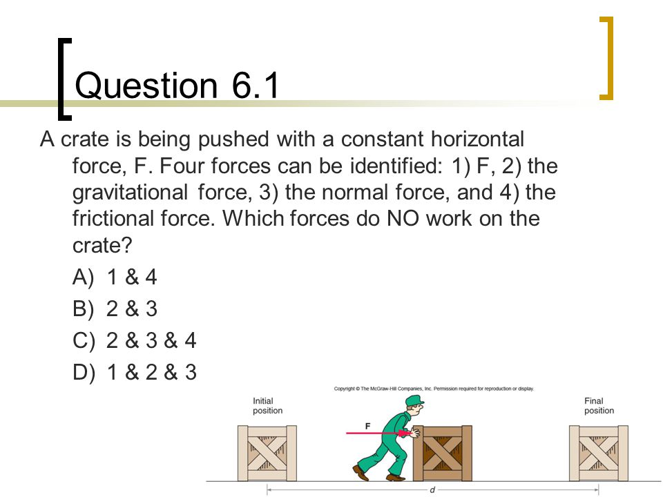 Question 6.1