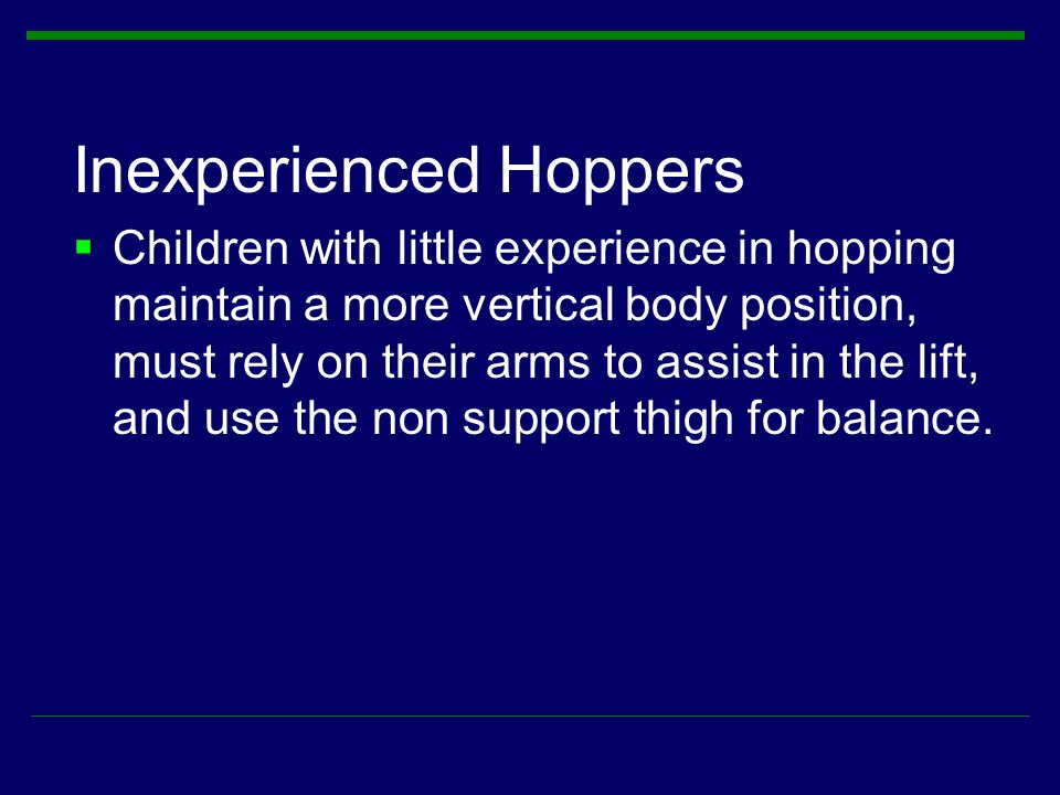 Inexperienced Hoppers