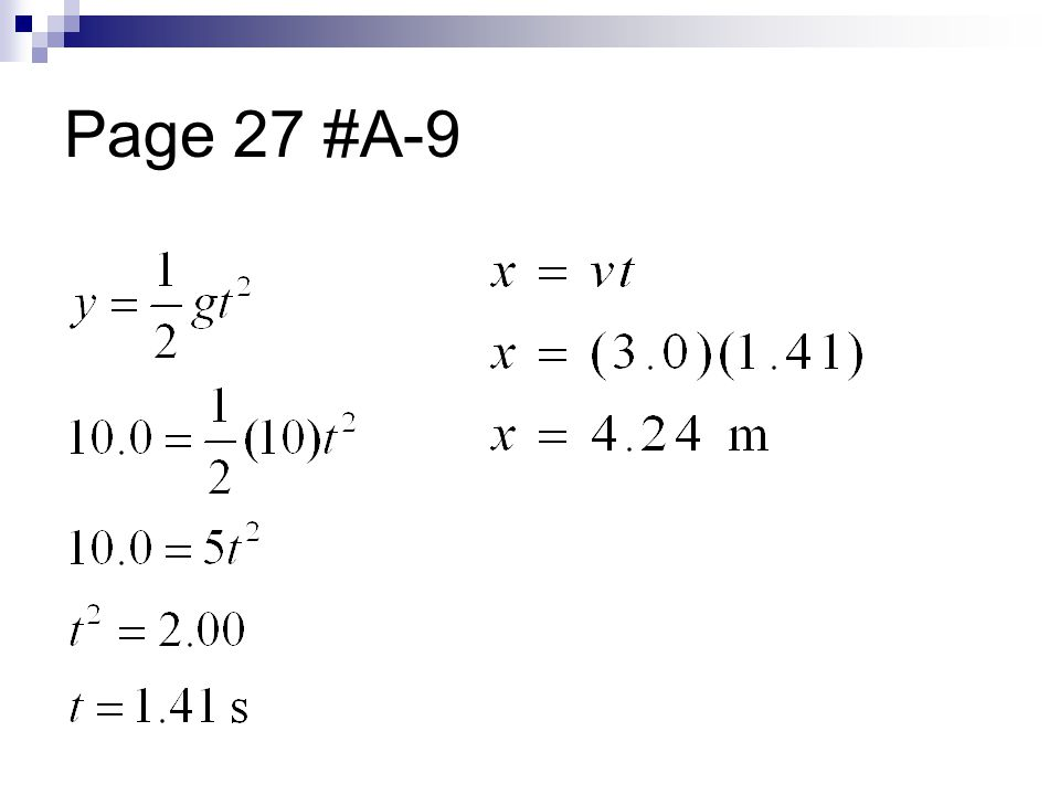 Page 27 #A-9