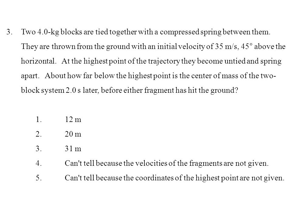 Can t tell because the velocities of the fragments are not given.