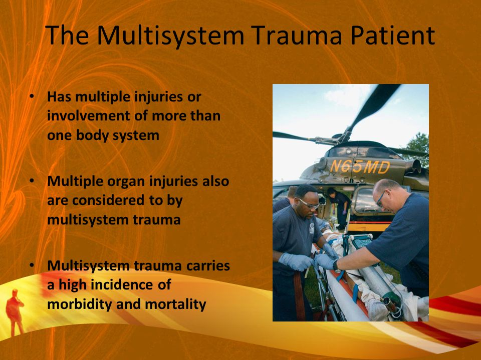 The Multisystem Trauma Patient