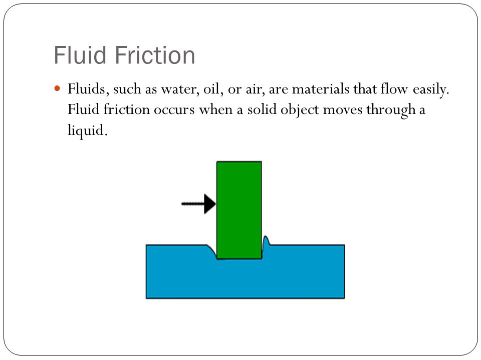 Fluid Friction
