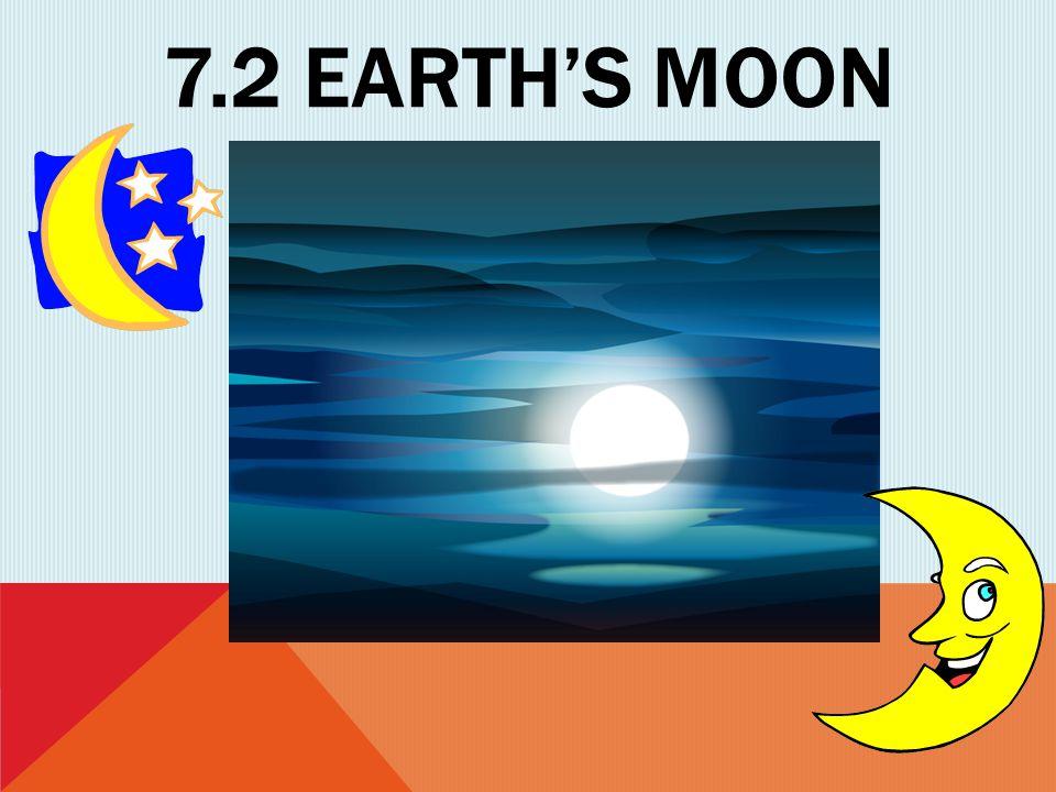 7.2 Earth's moon