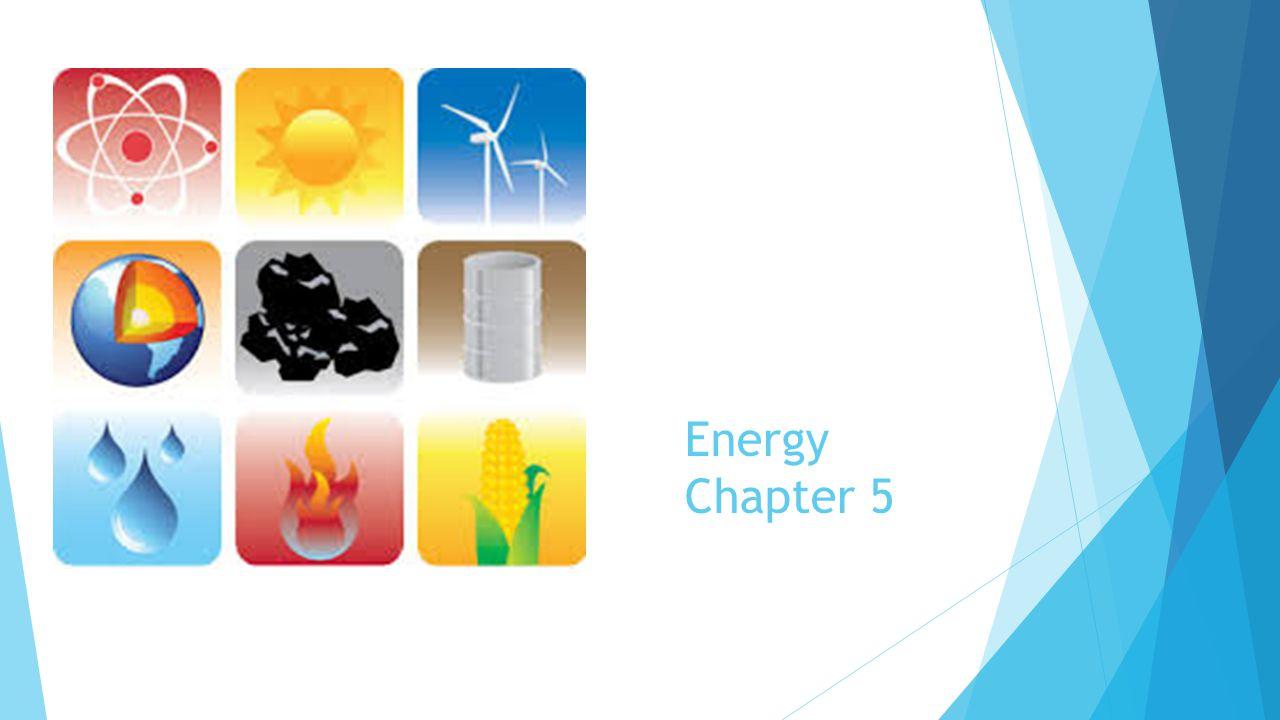 Energy Chapter 5