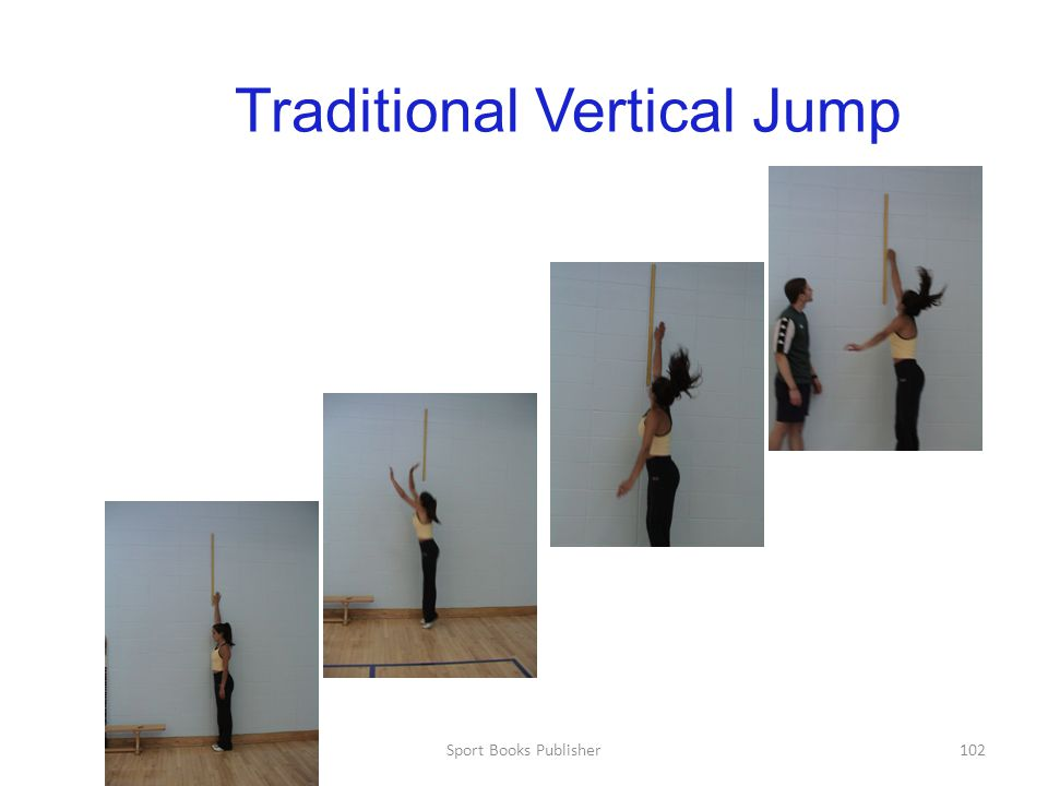 Traditional Vertical Jump