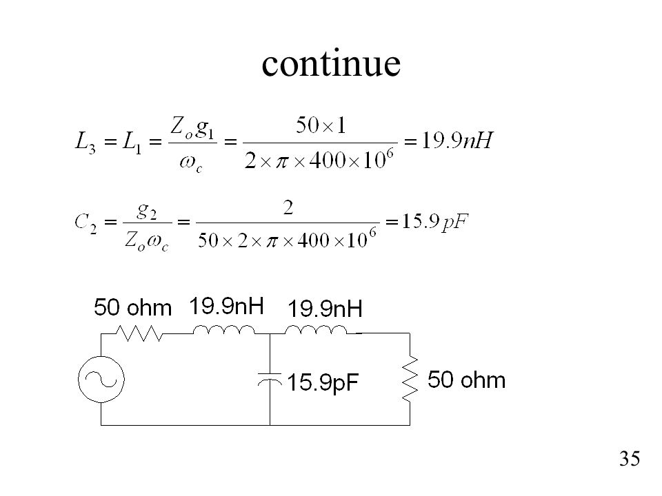 continue 35