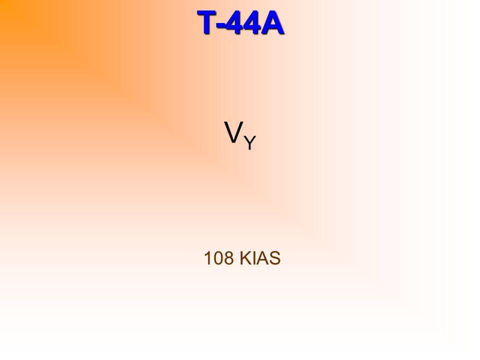 VY 108 KIAS