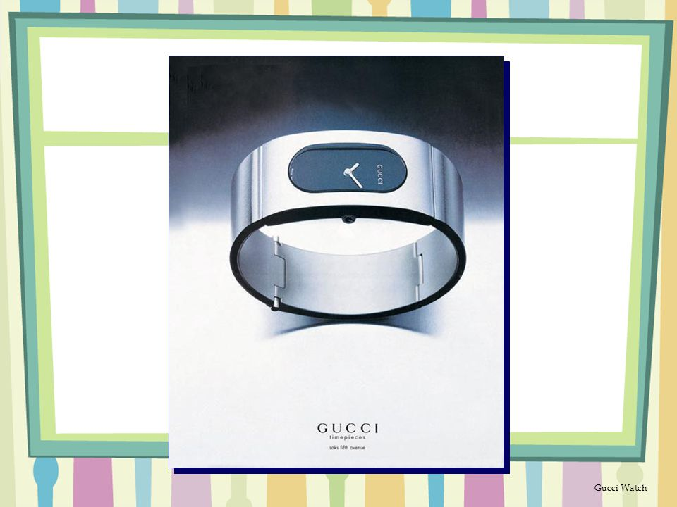 Gucci Watch Gucci Watch