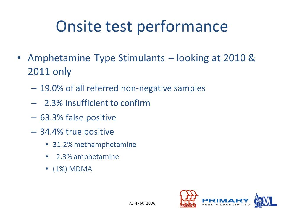 Onsite test performance