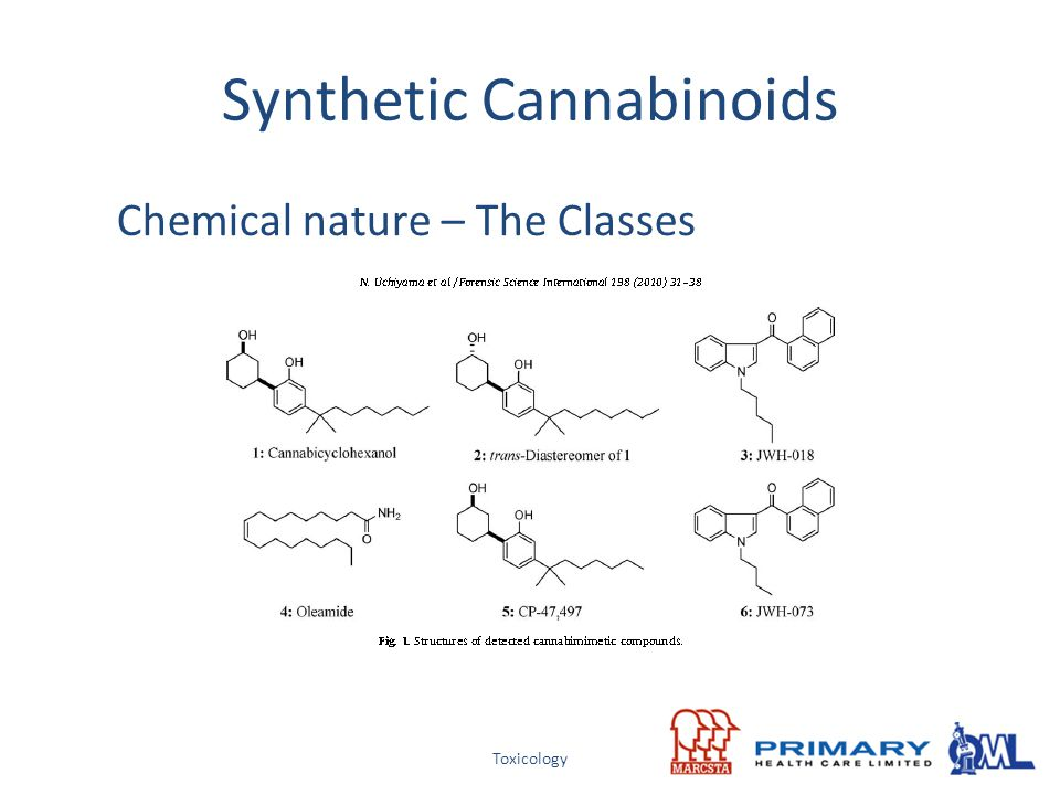 Synthetic Cannabinoids