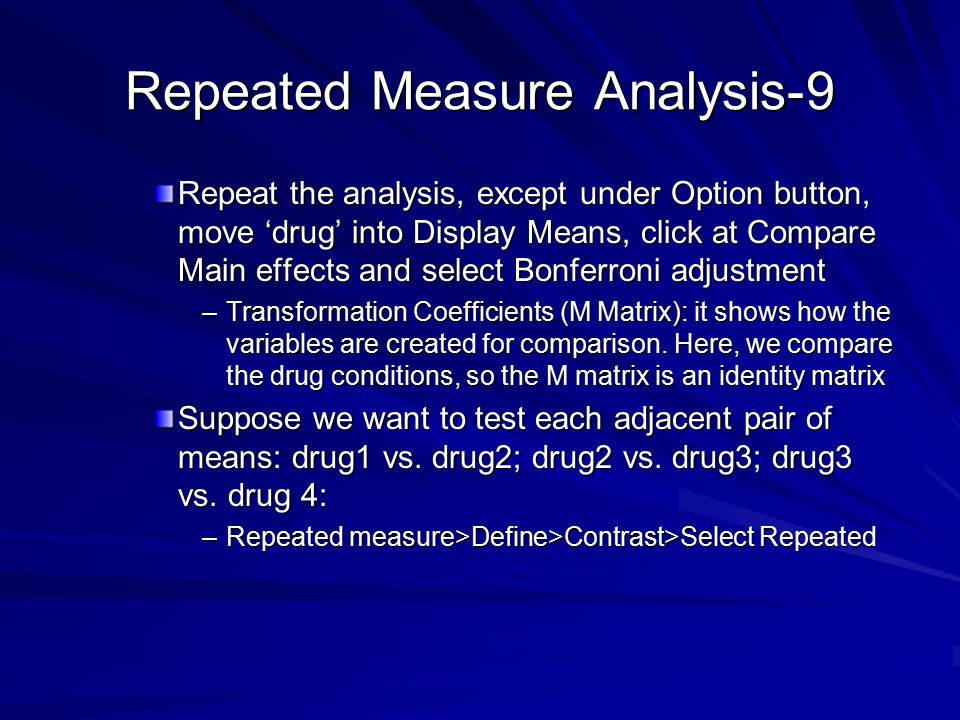 Repeated Measure Analysis-9