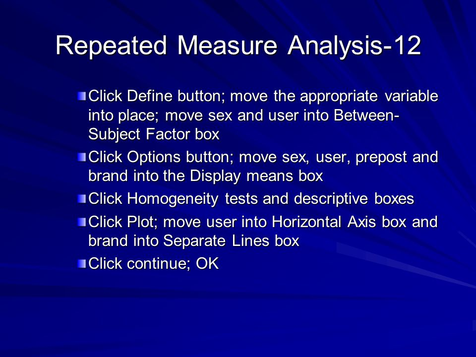 Repeated Measure Analysis-12