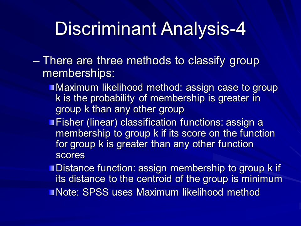 Discriminant Analysis-4