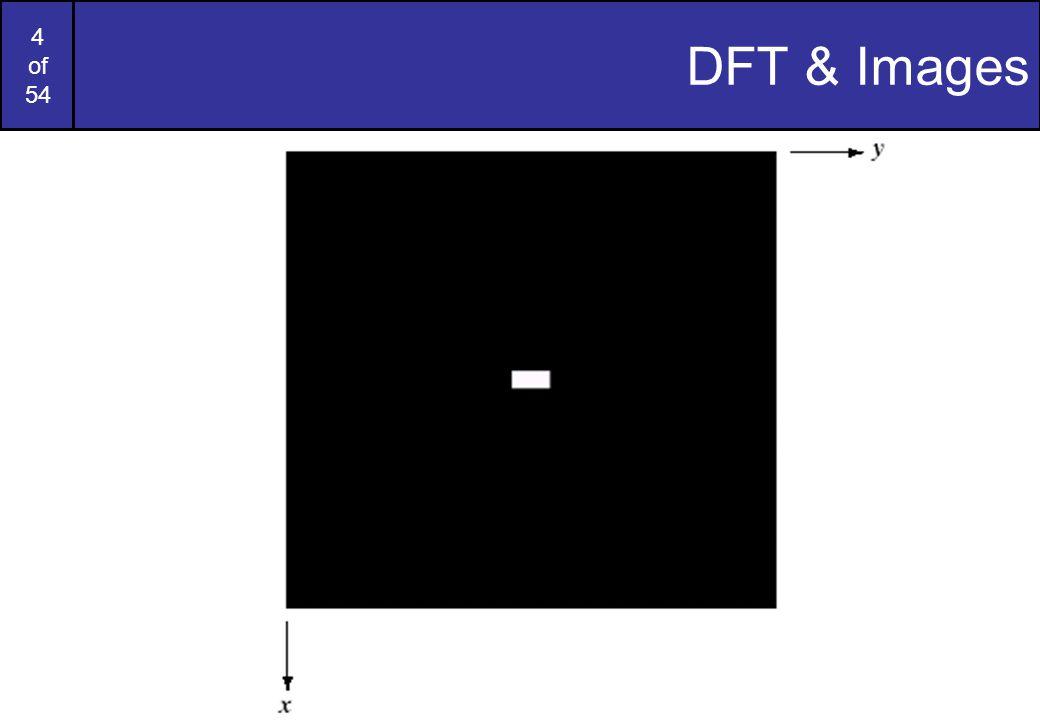 DFT & Images