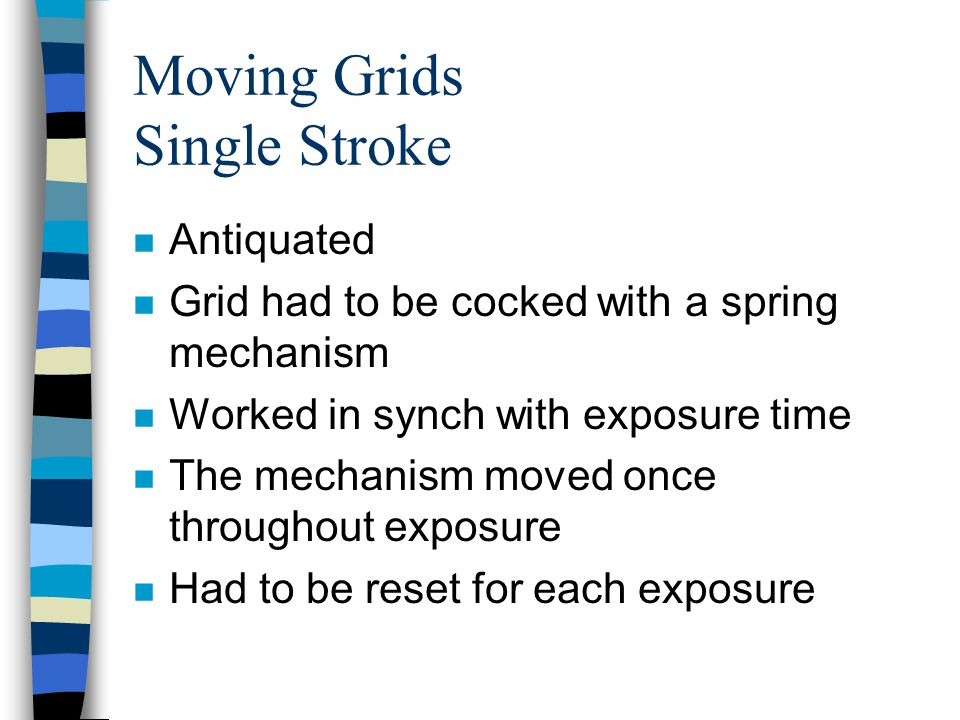 Moving Grids Single Stroke