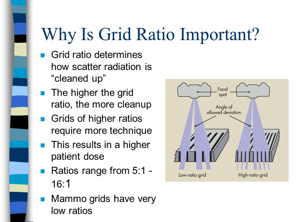 Why Is Grid Ratio Important