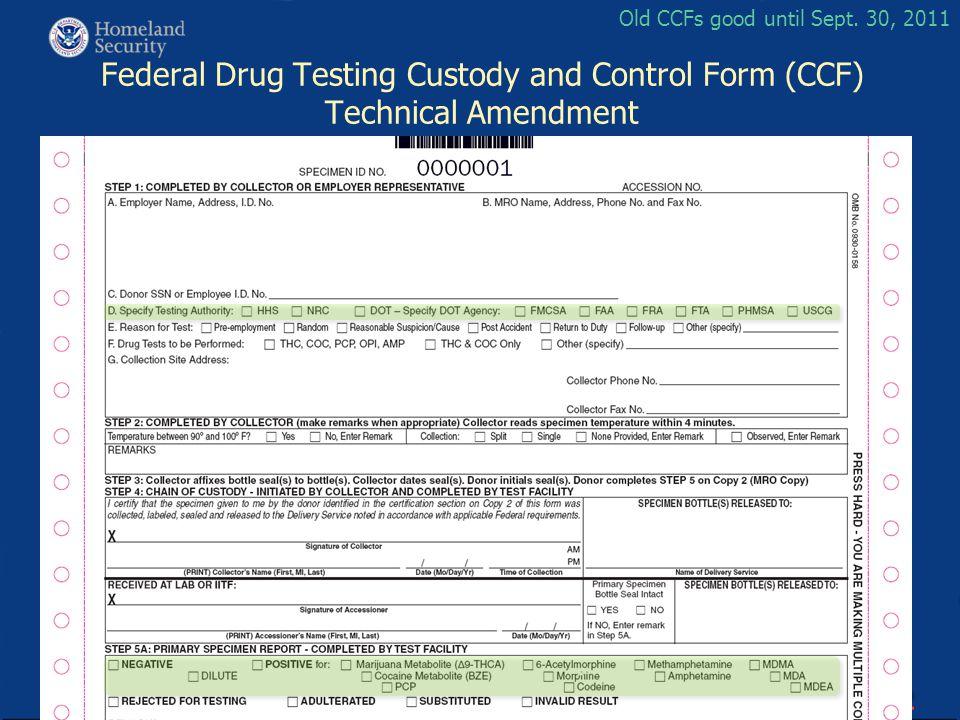Old CCFs good until Sept. 30, 2011