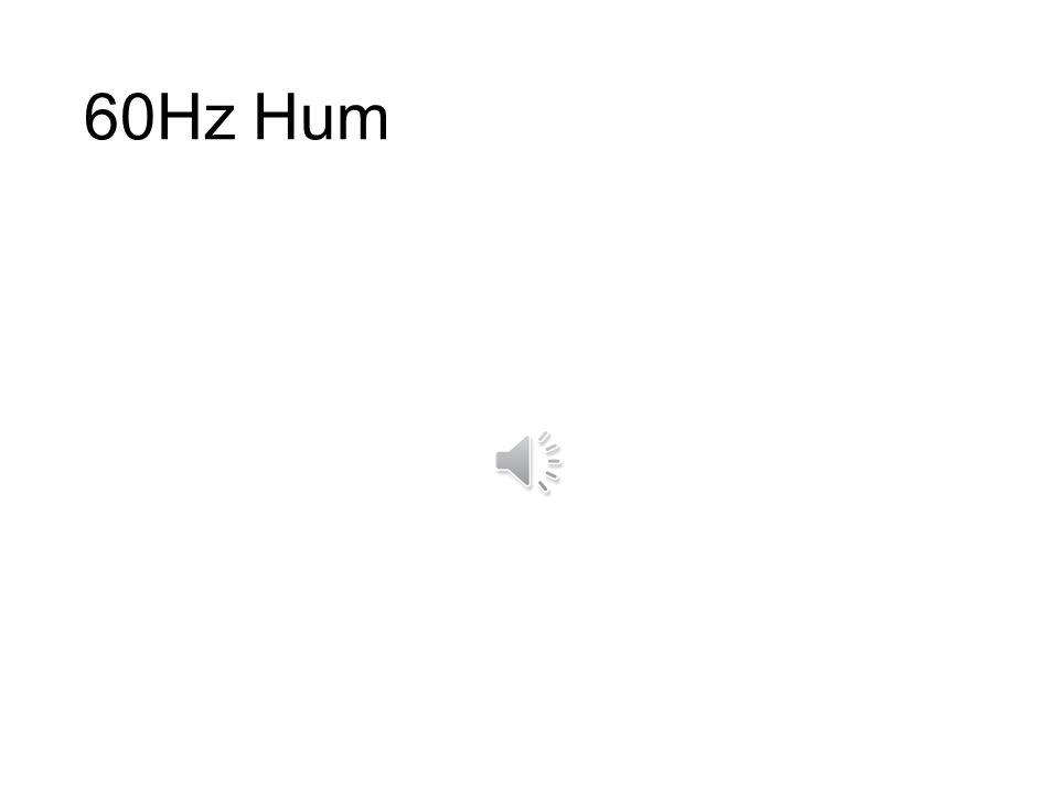 60Hz Hum
