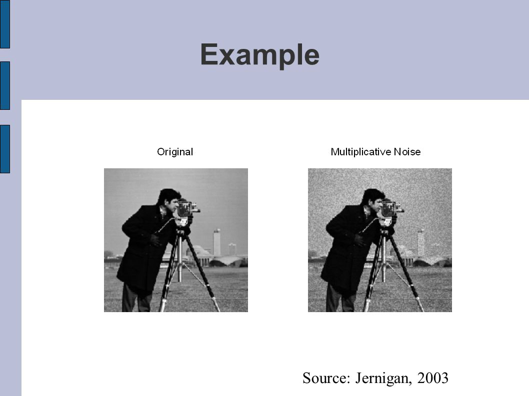 Example Source: Jernigan, 2003