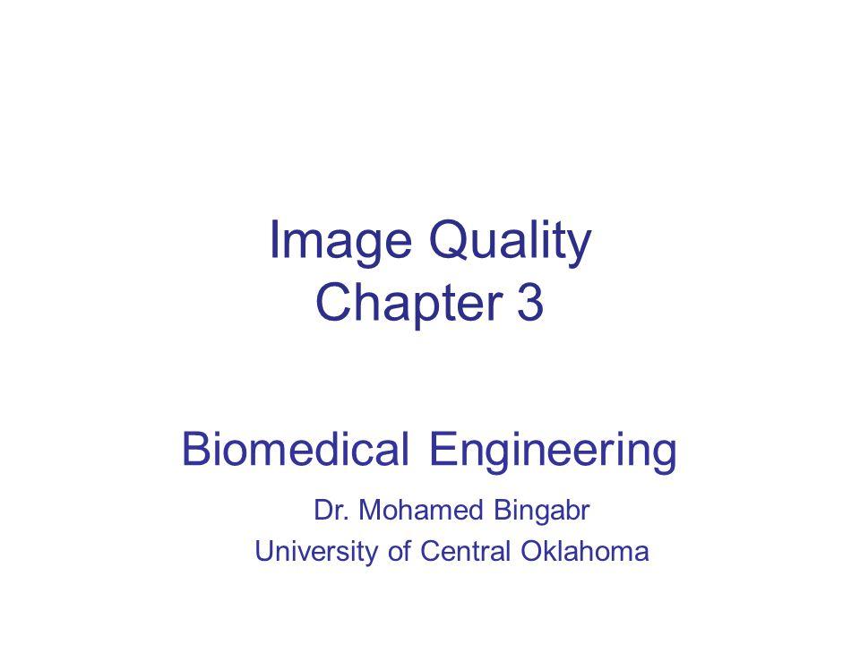 Dr. Mohamed Bingabr University of Central Oklahoma