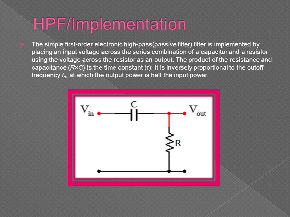 HPF/Implementation