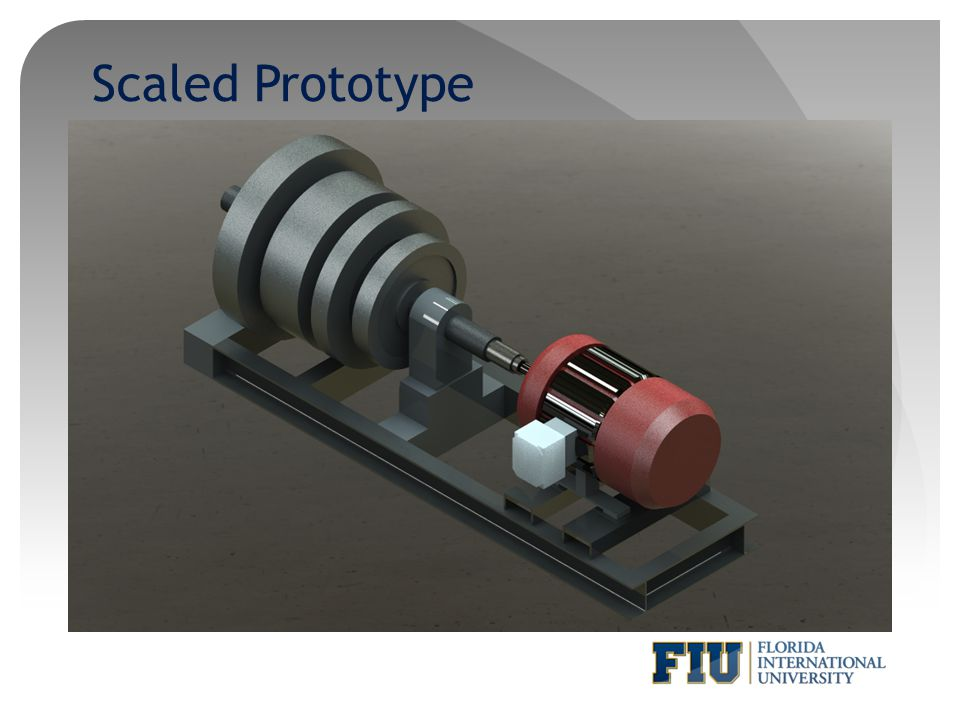Scaled Prototype
