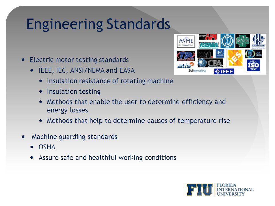 Engineering Standards