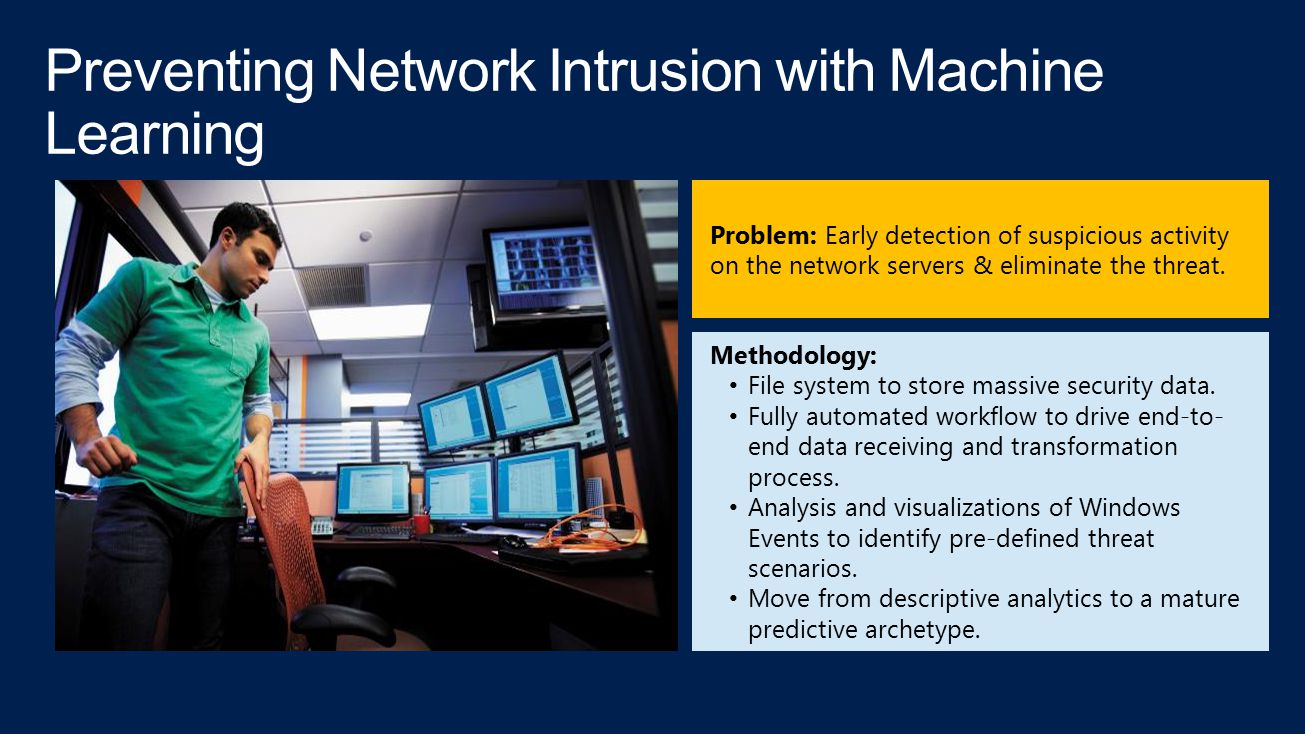 Preventing Network Intrusion with Machine Learning