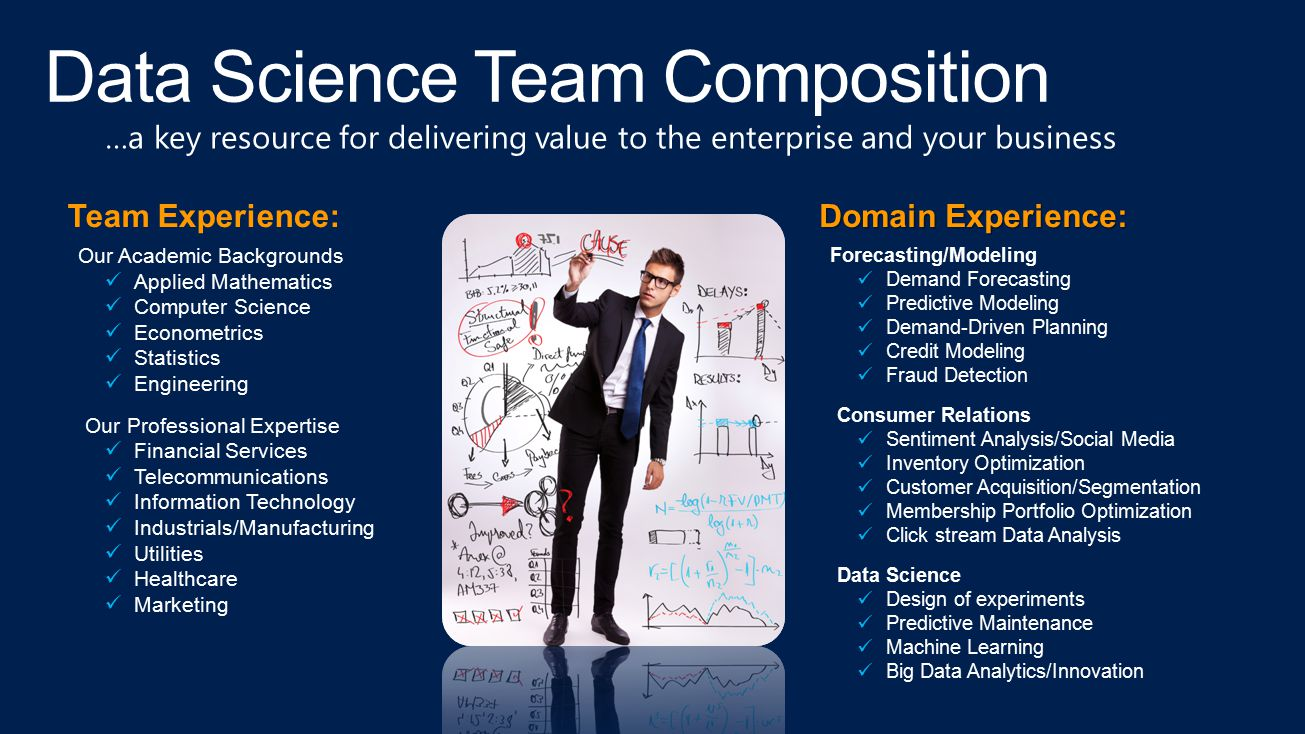 Data Science Team Composition