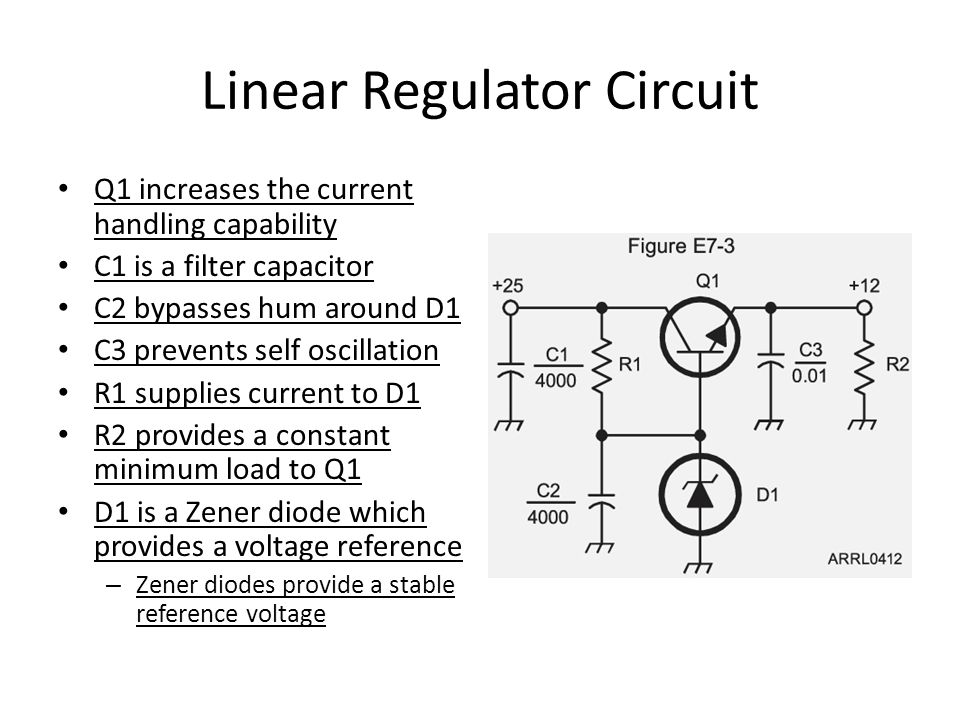 Linear Regulator Circuit
