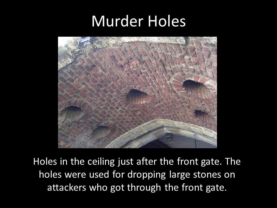 Murder Holes