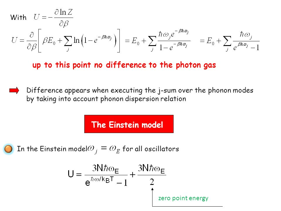 up to this point no difference to the photon gas