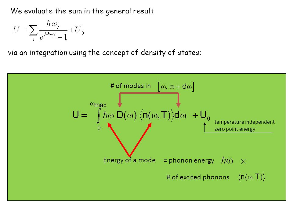 We evaluate the sum in the general result