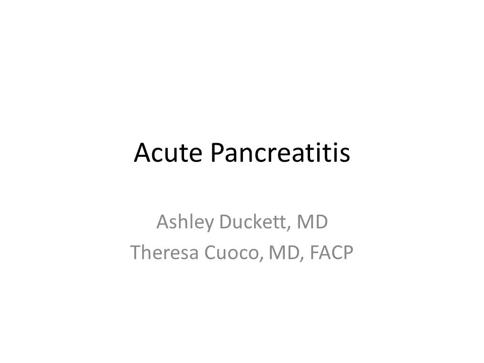 Ashley Duckett, MD Theresa Cuoco, MD, FACP