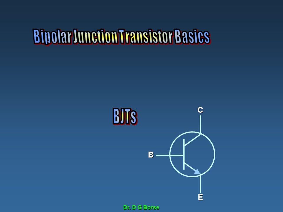 Bipolar Junction Transistor Basics
