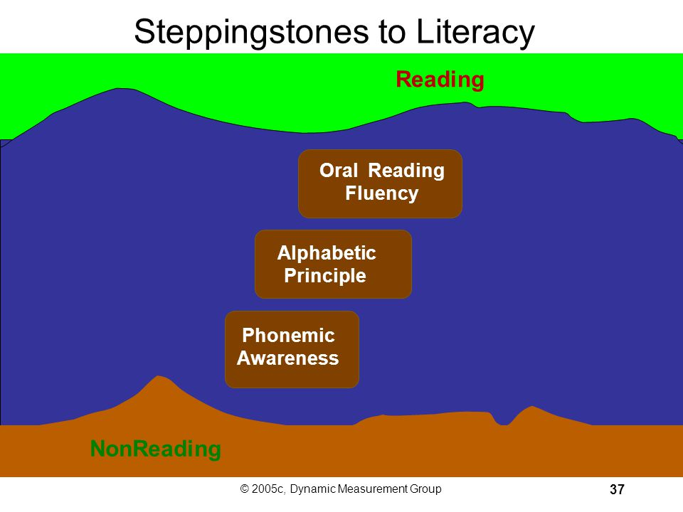 Steppingstones to Literacy