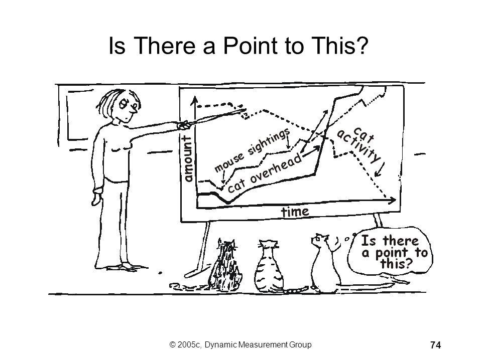 © 2005c, Dynamic Measurement Group