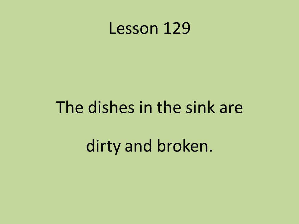 The dishes in the sink are dirty and broken.