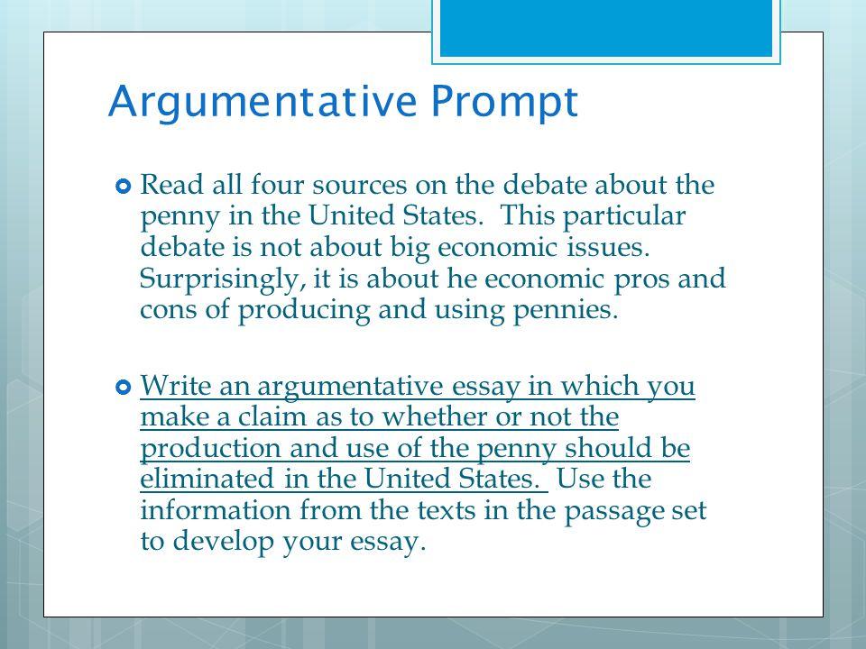 Argumentative Prompt