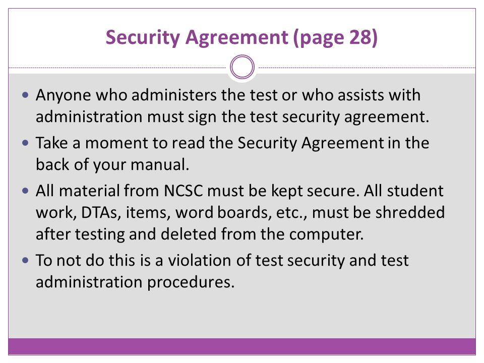 Security Agreement (page 28)