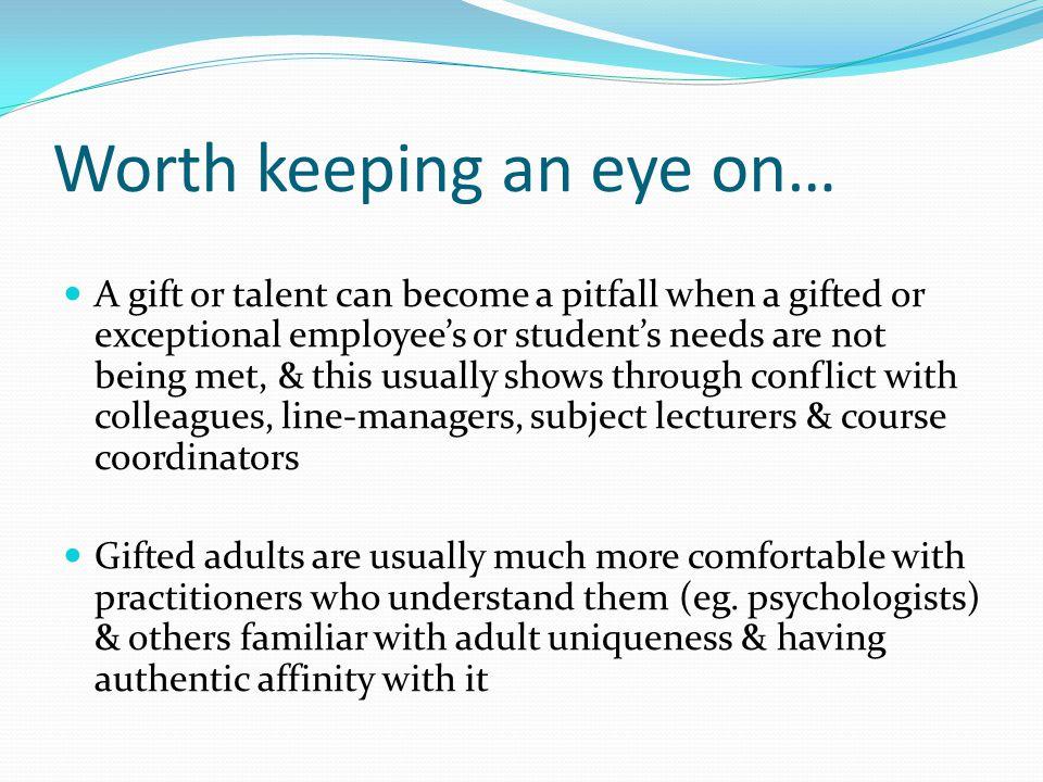 Worth keeping an eye on…