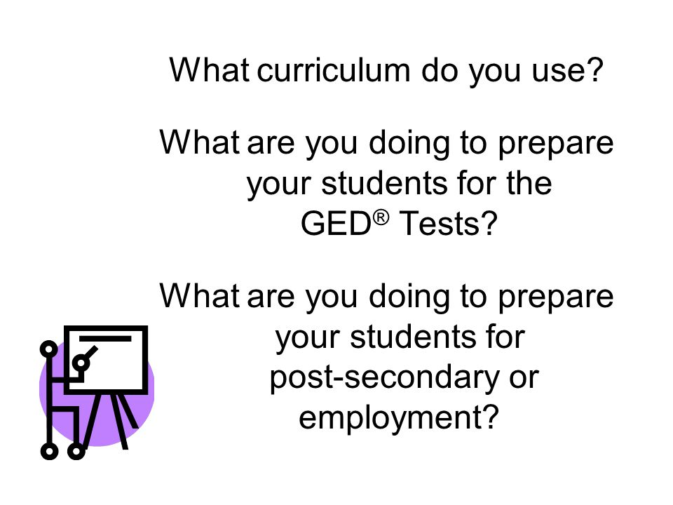 What curriculum do you use