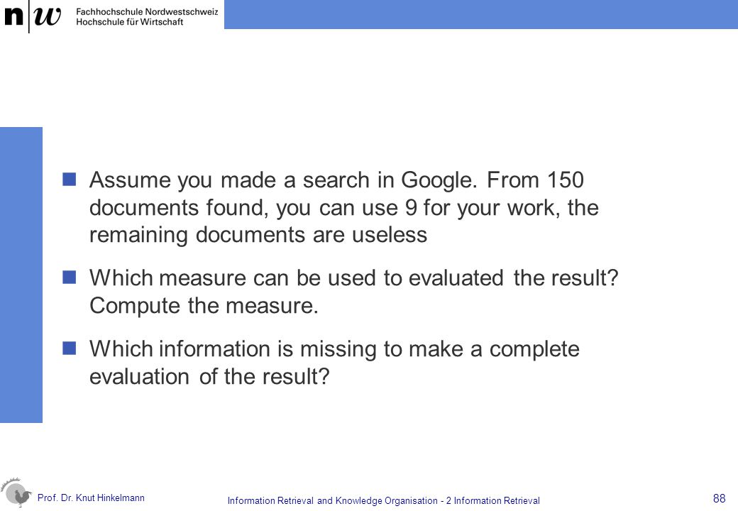 Assume you made a search in Google