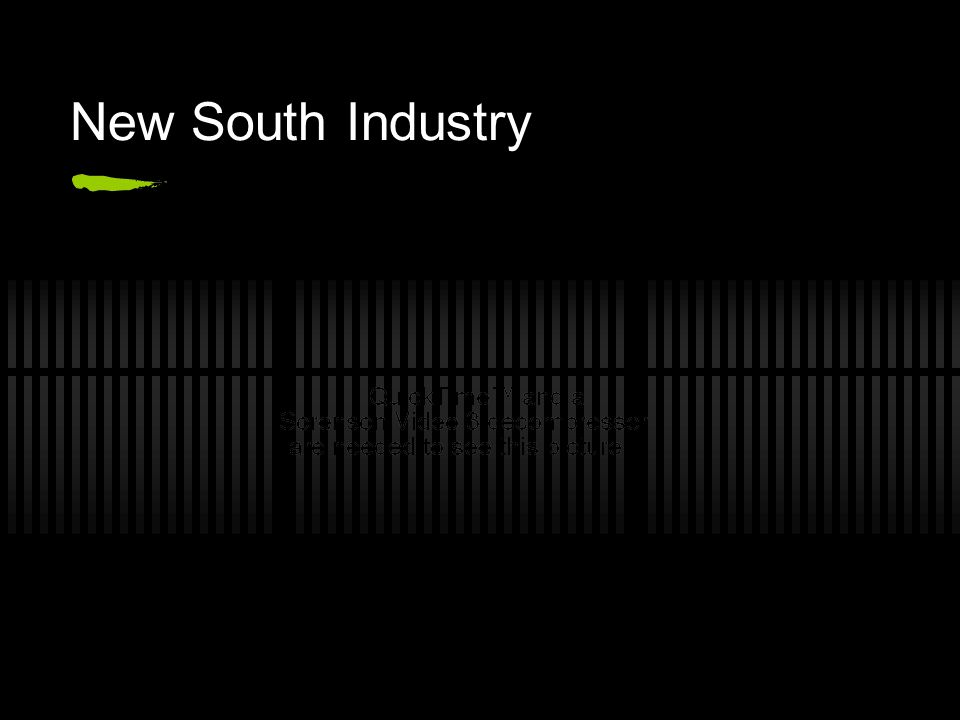 New South Industry