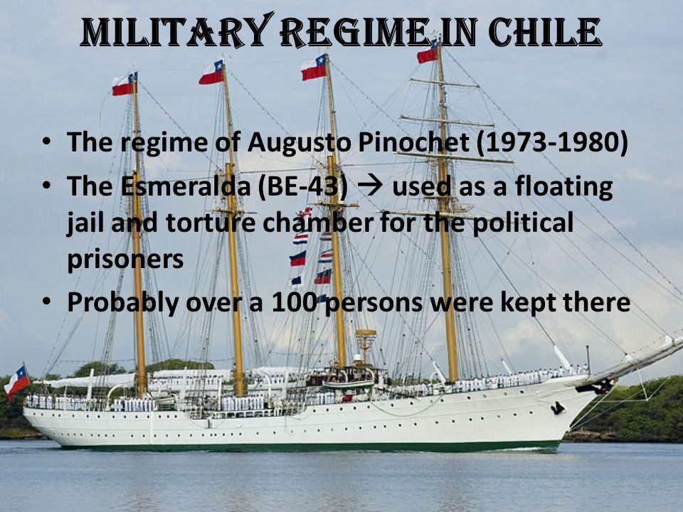 Military Regime in Chile