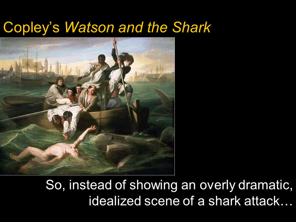Copley's Watson and the Shark