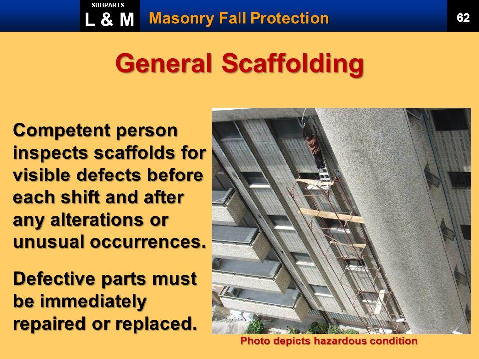 General Scaffolding L & M