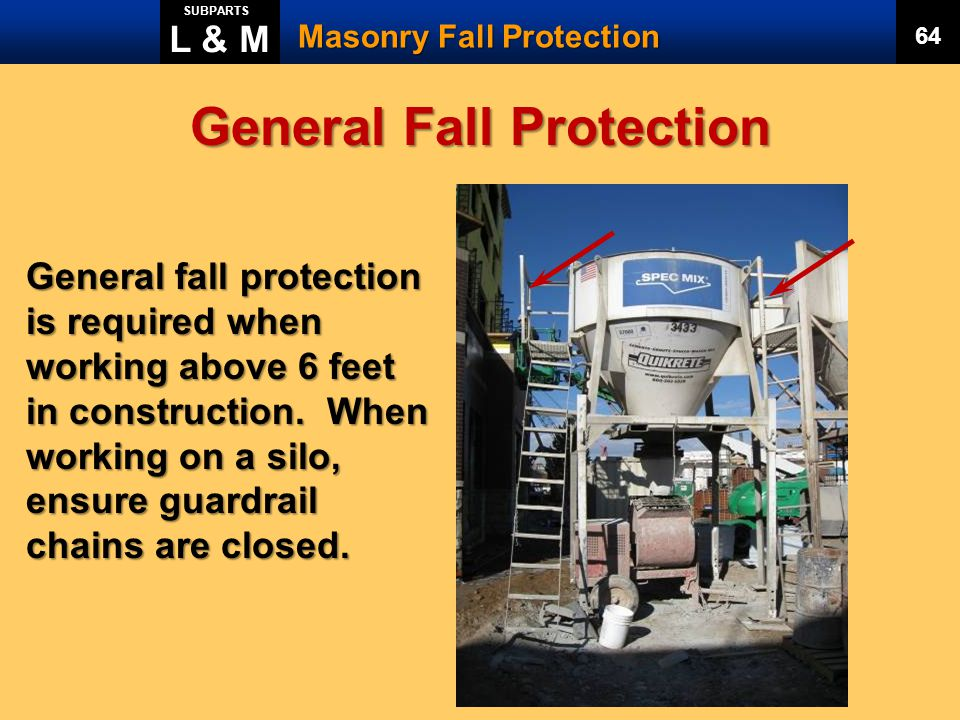 General Fall Protection