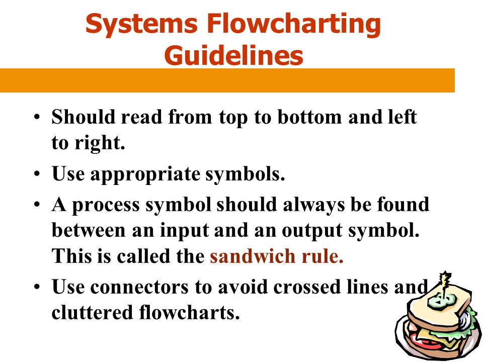 Systems Flowcharting Guidelines